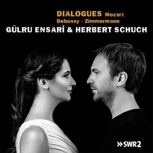 Guelru Ensari, Herbert Schuch - Dialogues (24/48 FLAC)