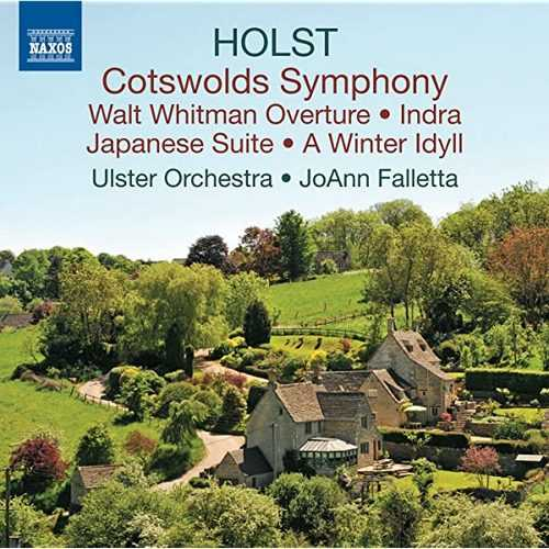Falletta: Holst - Cotswolds Symphony (24/96 FLAC)