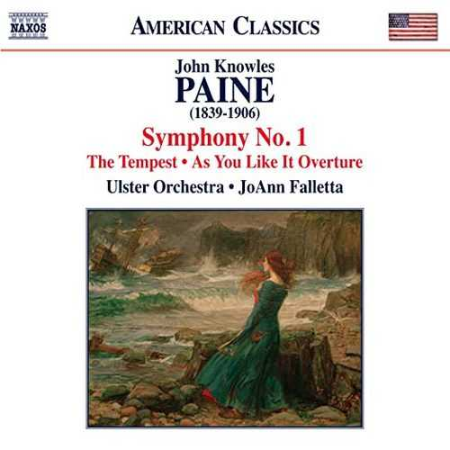 Falletta: Paine - Orchestral Works vol.1 (24/96 FLAC)