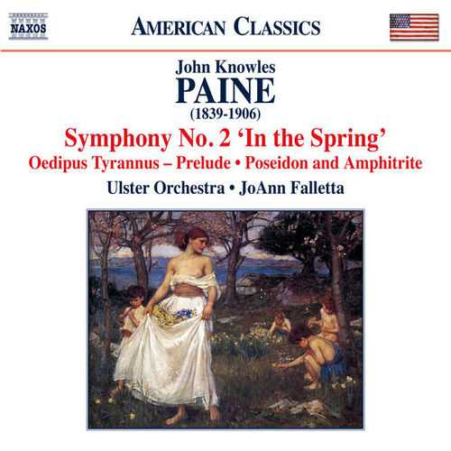 Falletta: Paine - Orchestral Works vol.2 (24/96 FLAC)