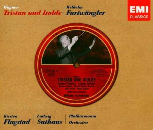 Furtwängler: Wagner - Tristan und Isolde 1952 (4 CD FLAC)
