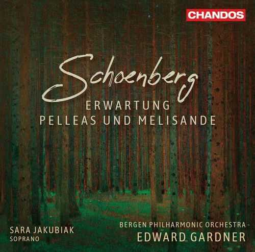 Gardner: Schoenberg - Erwartung op.17, Pelleas und Melisande (24/96 FLAC)