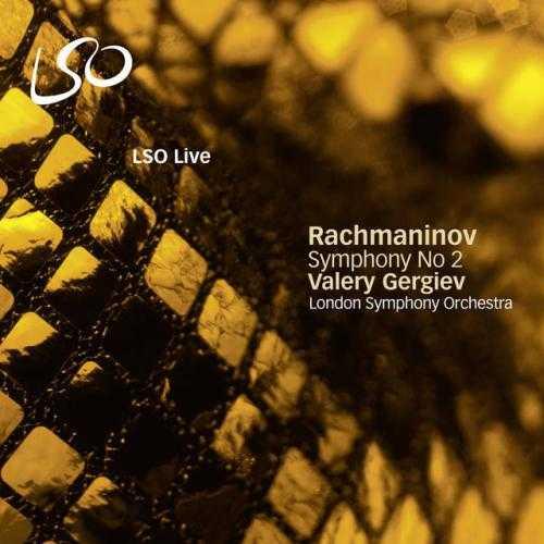Gergiev: Rachmaninov - Symphony no.2 op.27 (SACD ISO)
