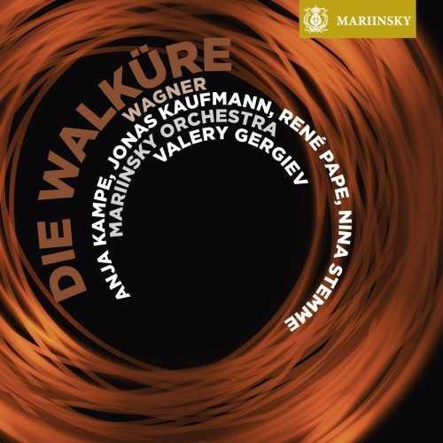 Gergiev: Wagner - Die Walküre (24/96 FLAC)