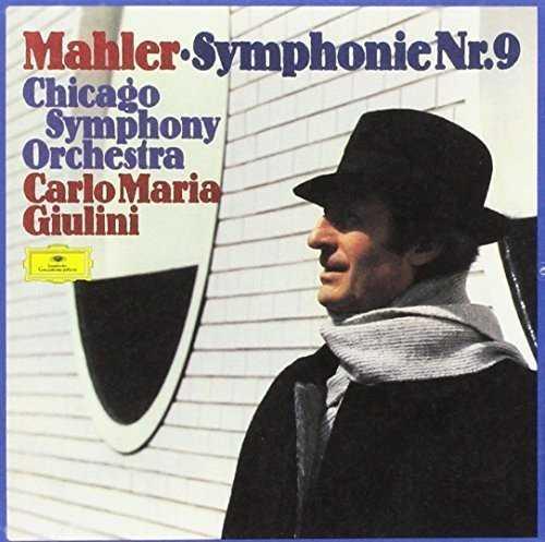 "Giulini: Mahler - Symphony no.9, Schubert - Symphony no.8 ""Unfinished"" (2 SACD)"