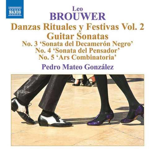 Gonzalez: Brouwer - Guitar Music vol.5 (24/96 FLAC)