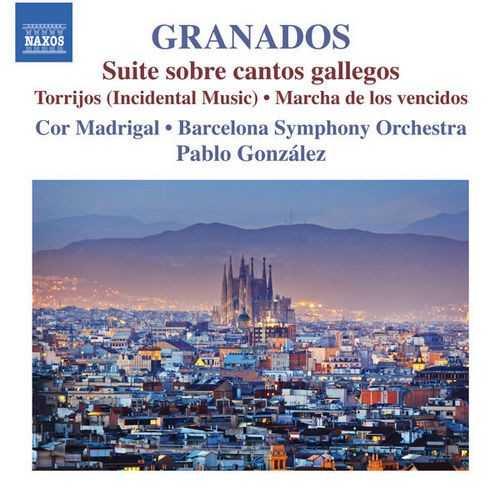 González: Granados: Orchestral Works vol.1 (24/96)