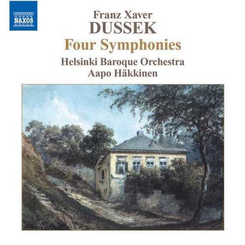 Hakkinen: Dussek - Four Symphonies (24/96 FLAC)