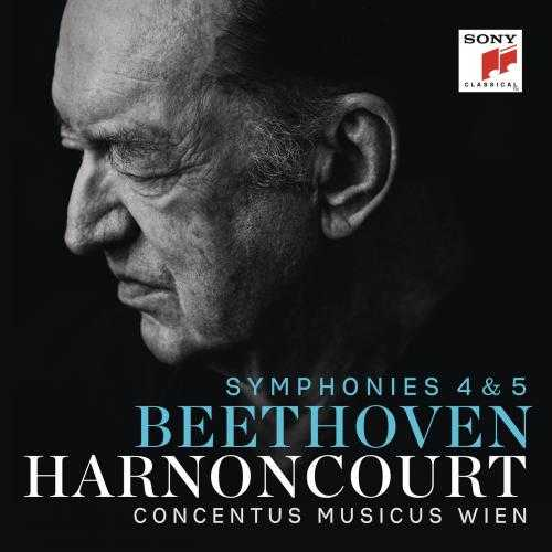 Harnoncourt: Beethoven – Symphonies no.4 & 5 (24/96 FLAC)