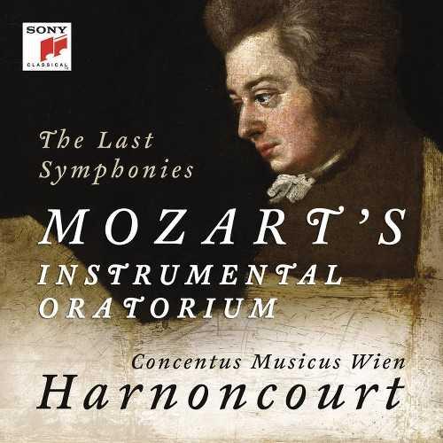 Harnoncourt: Mozart's Instrumental Oratorium. The Last Symphonies (24/96 FLAC)