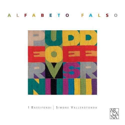 I Bassifondi, Simone Vallerotonda - Alfabeto falso (24/48 FLAC)