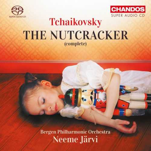 Järvi: Tchaikovsky - The Nutcracker (24/96 FLAC)
