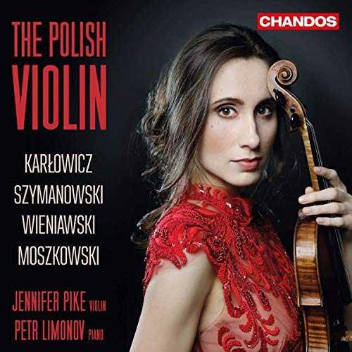 Jennifer Pike - The Polish Violin (24/96 FLAC)