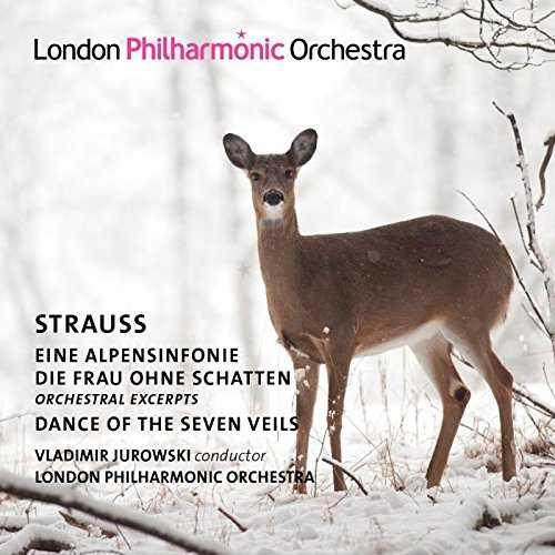 Jurowski: Strauss - Eine Alpensinfonie op.64 (24/44 FLAC)