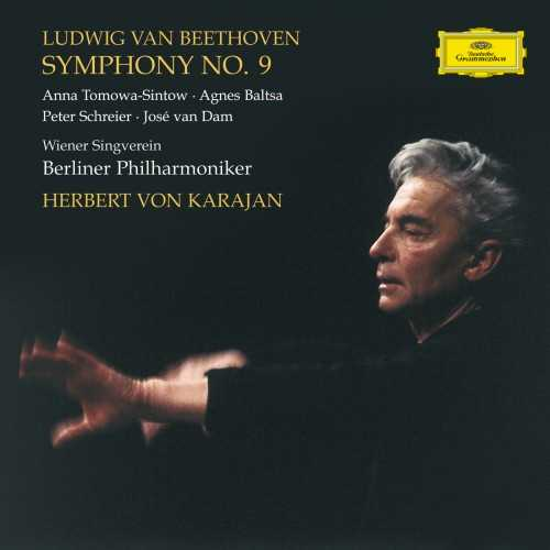 Karajan: Beethoven - Symphony no.9 (24/96 FLAC)