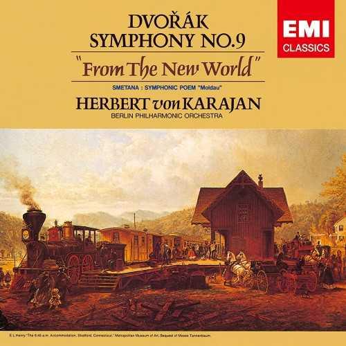 Karajan: Dvorak - Symphony no.9, Smetana - Moldau (24/96 FLAC)