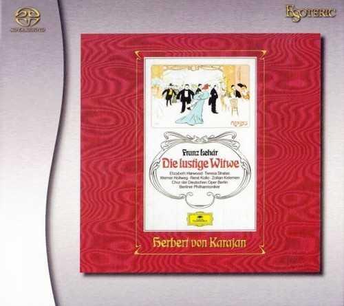 Karajan: Lehar - Die lustige Witwe (SACD ISO)
