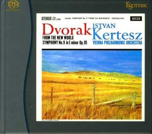 "Kertész: Dvořák - Symphony no.9 ""From the New World"" (SACD ISO)"