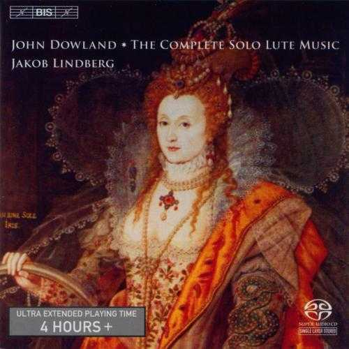 Lindberg: Dowland - The Complete Solo Lute Music (SACD ISO)