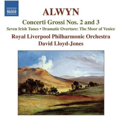 Lloyd-Jones: Alwyn - Concerti Grossi no.2,3 (24/44 FLAC)