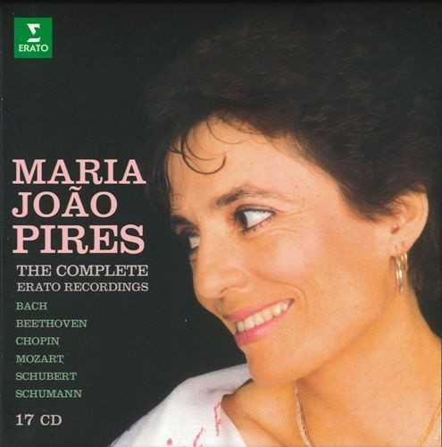 Maria João Pires - The Complete Erato Recordings (17 CD box set FLAC)
