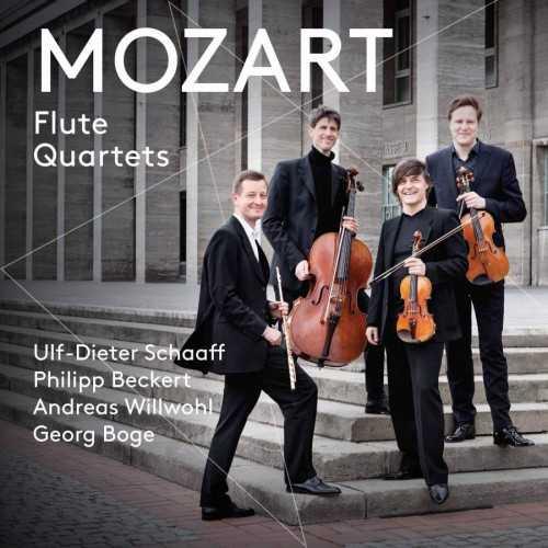 Mozart - Flute Quartets (24/88 FLAC)