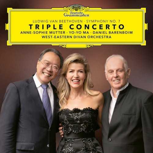 Mutter, Ma, Barenboim: Beethoven - Triple Concerto, Symphony no.7 (24/48 FLAC)