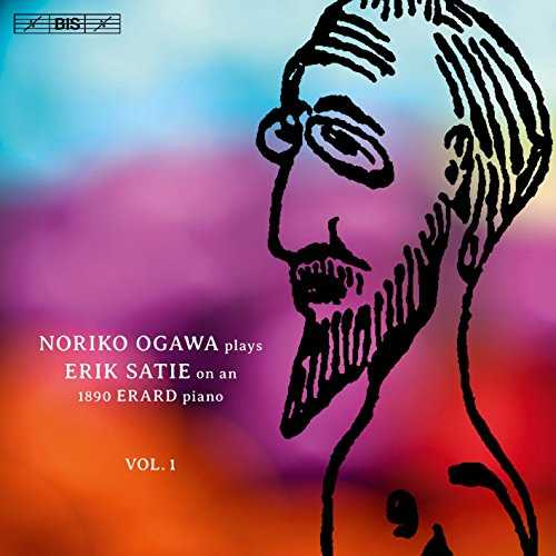 Ogawa: Satie - Piano Music vol.1 (24/96 FLAC)