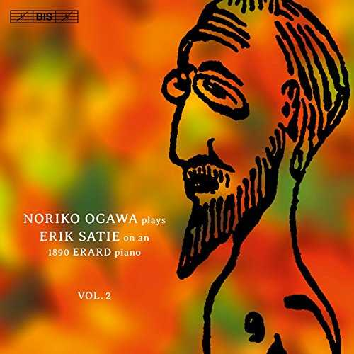 Ogawa: Satie - Piano Music vol.2 (24/96 FLAC)