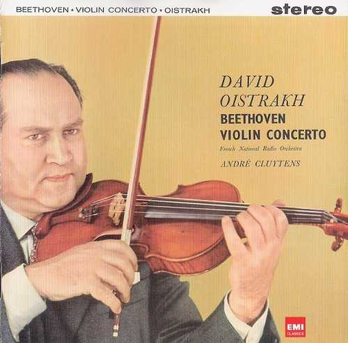 Oistrakh, Cluytens: Beethoven - Violin Concerto in D op.61 (SACD ISO)