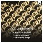 Perianes: Granados, Turina: Piano Quintets (24/96 FLAC)