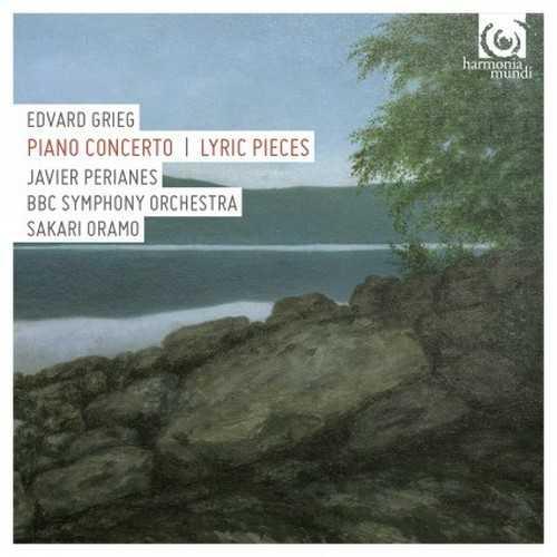 Perianes: Grieg - Piano Concerto & Lyric Pieces (24/96 FLAC)