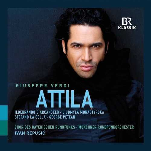 Repušić: Verdi - Attila (24/48 FLAC)