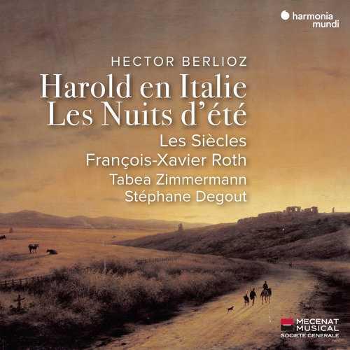 Roth: Berlioz - Harold en Italie, Les Nuits d'été (24/44 FLAC)