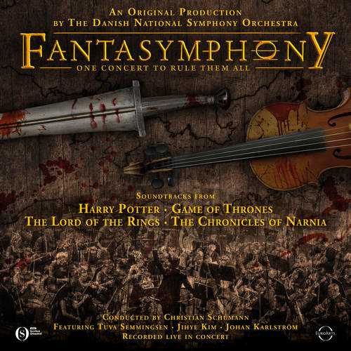 Fantasymphony. One Concert to Rule Them All (24/48 FLAC)