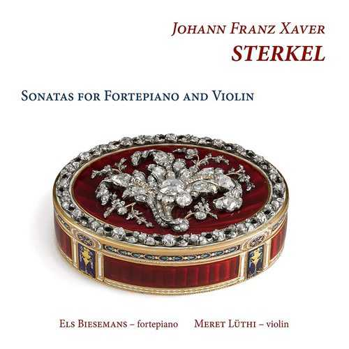 Sterkel - Sonatas for Fortepiano and Violin (24/96 FLAC)