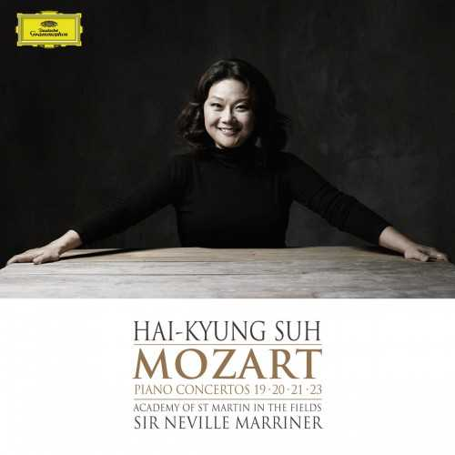 Suh: Mozart - Piano Concertos no.19,20,21,23 (24/96 FLAC)