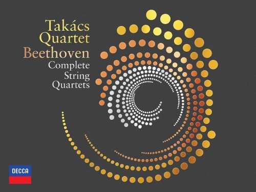 Takács Quartet: Beethoven - Complete String Quartets (24/48 FLAC)