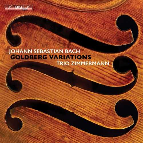 Trio Zimmermann: Bach - Goldberg Variations (24/96 FLAC)