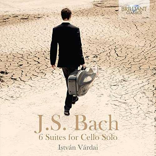 Vardai: Bach - 6 Suites for Cello Solo (24/96 FLAC)