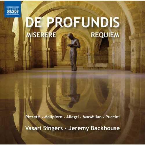 Vasari Singers - De Profundis, Miserere, Requiem (24/96 FLAC)