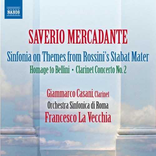 Vecchia: Mercadante - Gran Sinfonia sopra motivi dello Stabat Mater (24/96 FLAC)