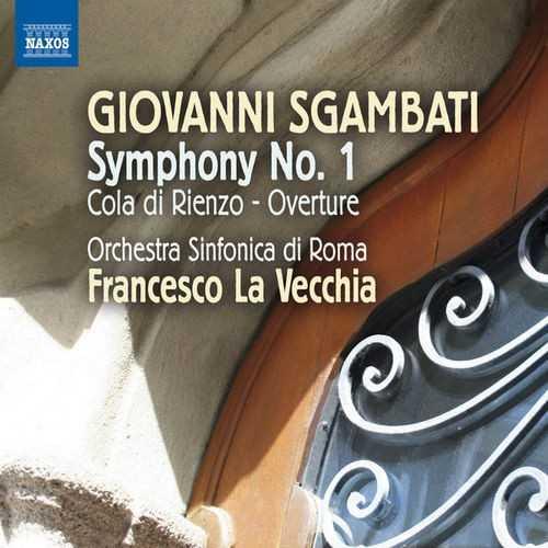 La Vecchia: Sgambati - Symphony no.1 (24/96 FLAC)