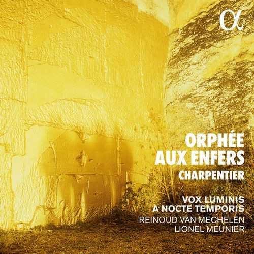 Vox Luminis: Charpentier - Orphee aux enfers (24/96 FLAC)