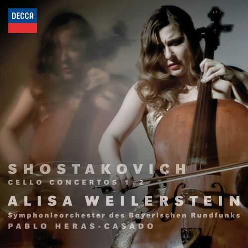 Weilerstein: Shostakovich - Cello Concertos 1+2 (24/44 FLAC)
