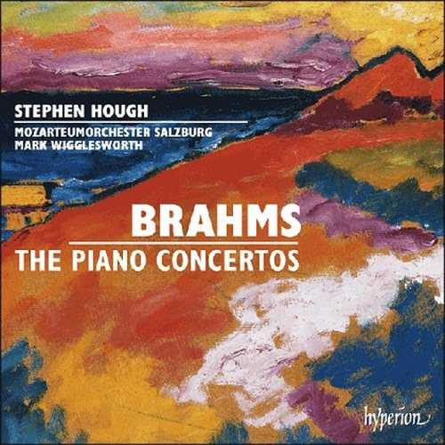 Wigglesworth: Brahms - The Piano Concertos (24/96 FLAC)