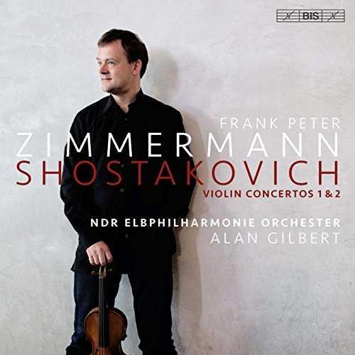Zimmermann: Shostakovich - Violin Concertos no.1,2 (24/48 FLAC)