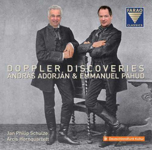 Adorjan, Pahud: Doppler, Discoveries (24/96 FLAC)