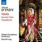 Ang: d'Indy - Medee, Karadec Suite, Saugefleurie (24/96 FLAC)