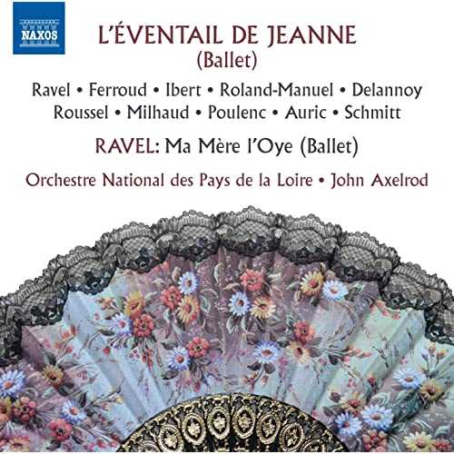 Axelrod: L'eventail de Jeanne, Ma mere l'oye (24/44 FLAC)